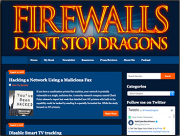 Firewalls Dont Stop Dragons - Portfolio