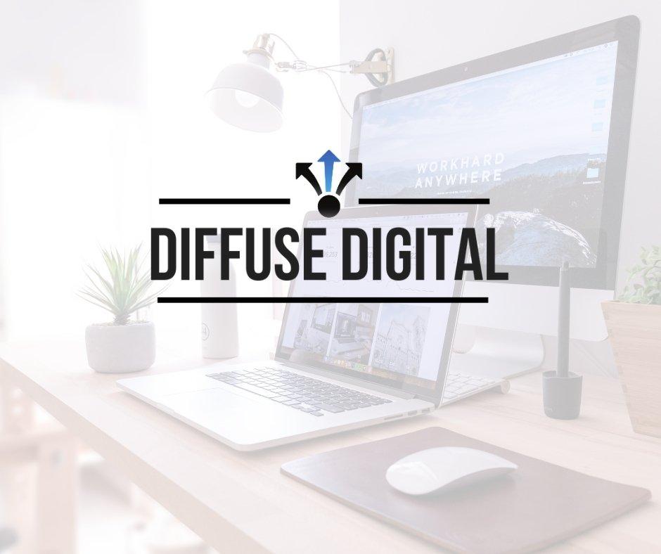 Diffuse Digital Marketing Logo