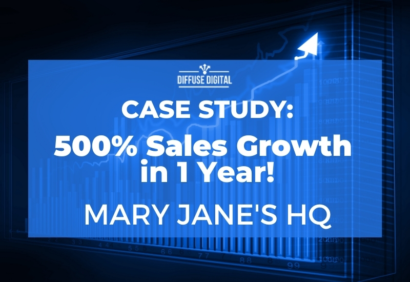 500% Sales Growth- Marketing Case Study